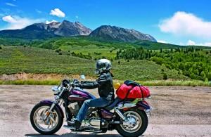 bagage moto voyage