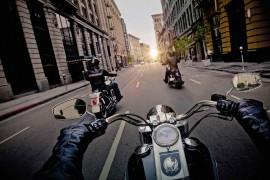 rouler a moto securite