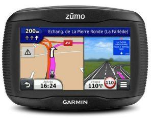GPS moto Garmin Zumo
